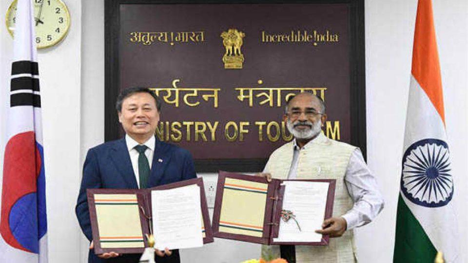 India- Korea tourism