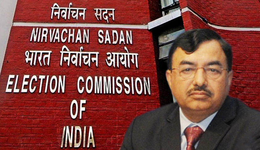 Sushil Chandra, newly elected Election commissioner of India