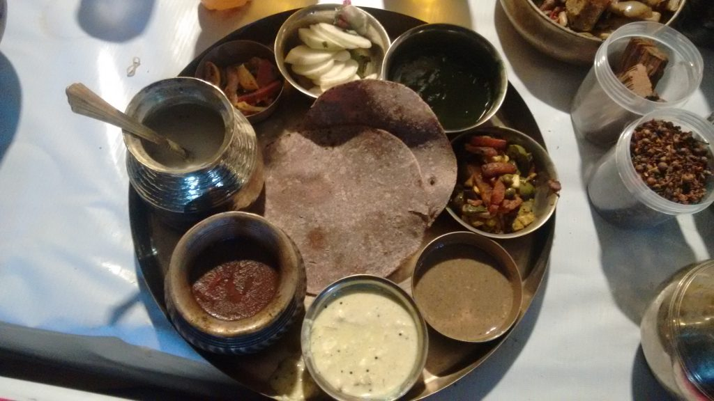 Bharat Parv 2019-Food
