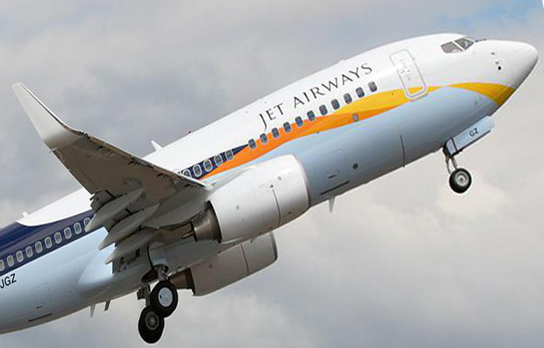 Jet Airways four aircraft grounded