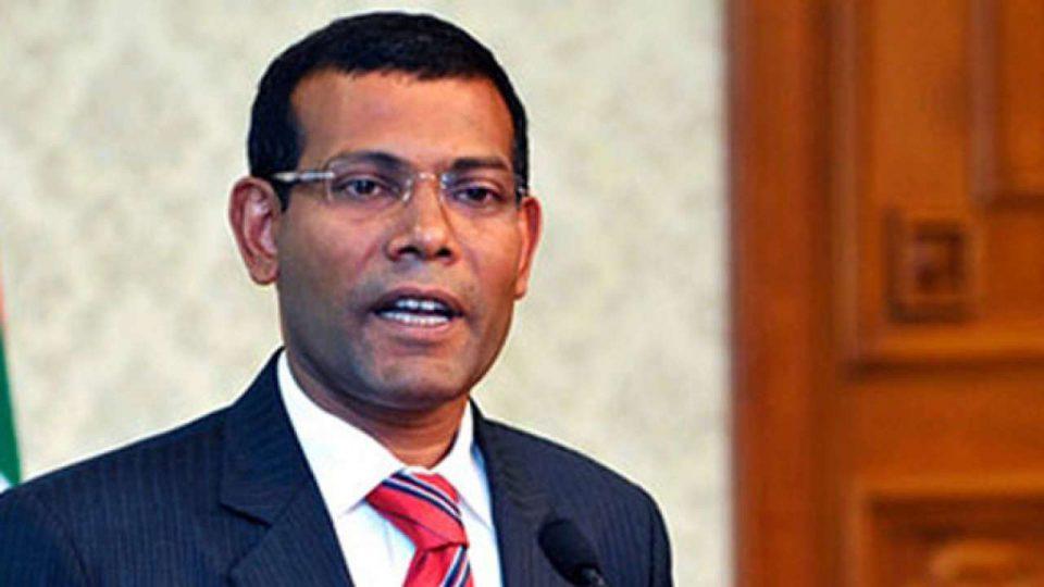 Mohamed Nasheed the former President of Maldives