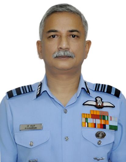 Air Marshal D Choudhury