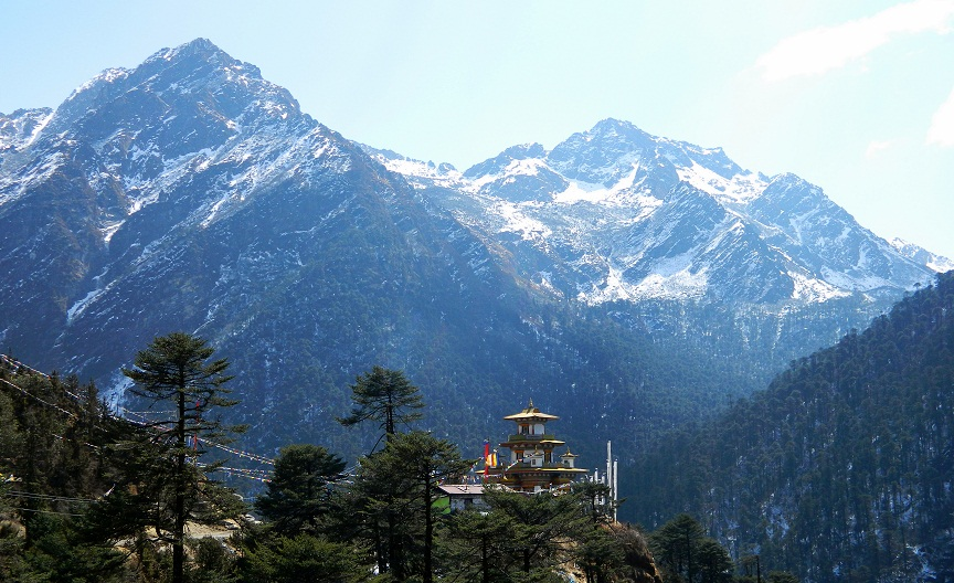 Tawang is the Cleanest District in North East India