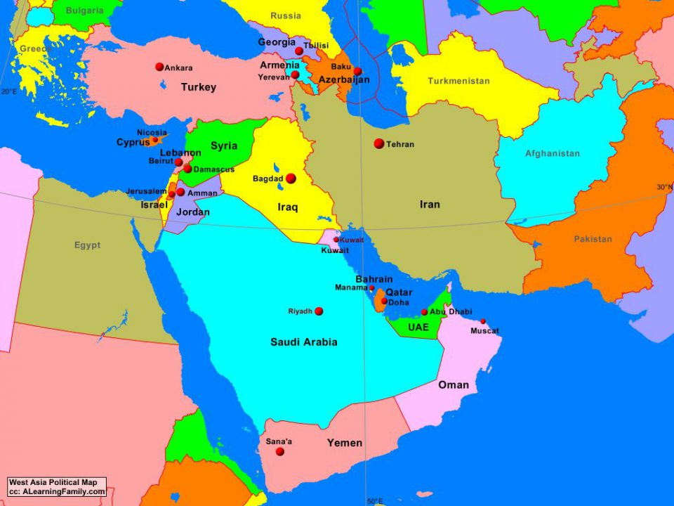 Iran and Turkey: Shared and Competing Interests in West Asia