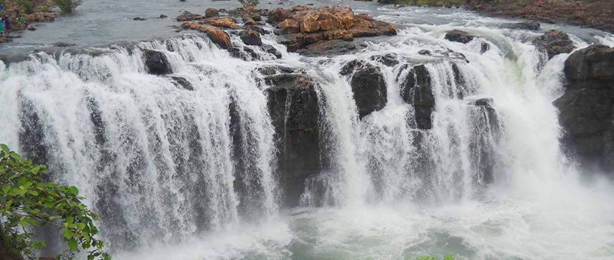 Zipline Facilities For Bogatha Falls