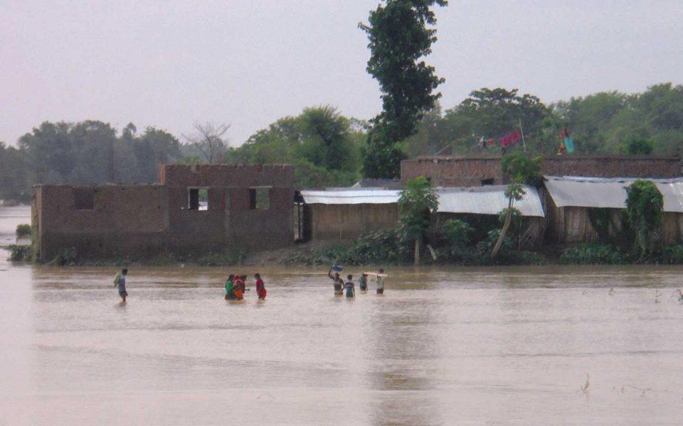 Rs 181.39 cr Transferred Flood-hit Families in Bihar