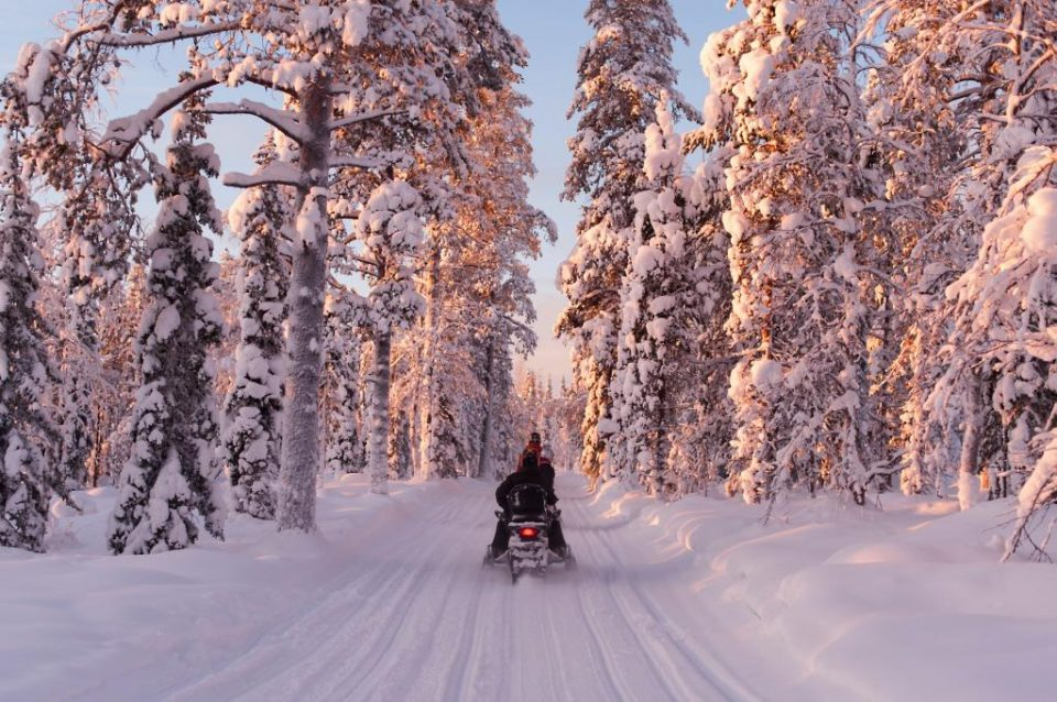 Finland- The All Year Destination