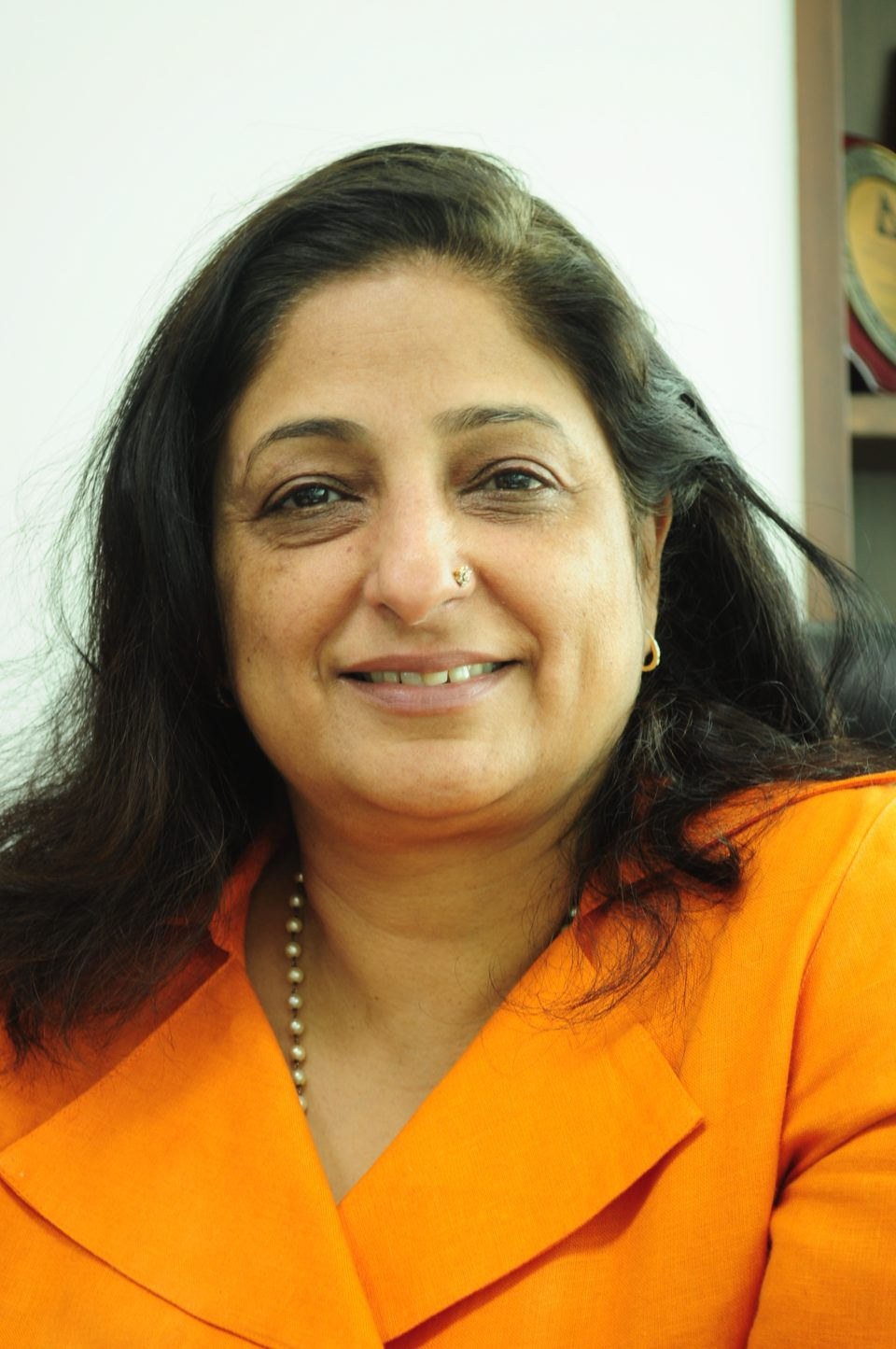 Mrs Ratna Chadha, Chairperson TIRUN Travel Marketing.JPG
