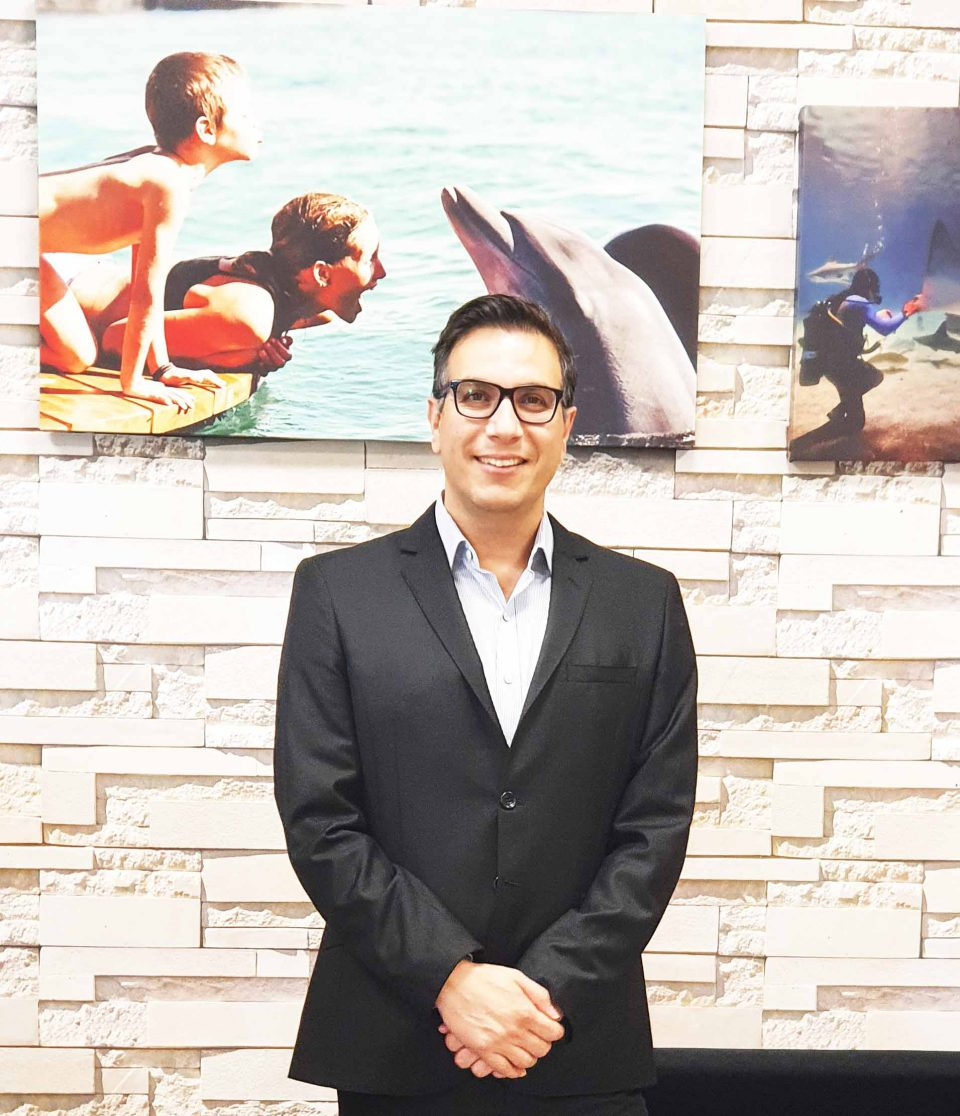 Sammy Yahia - Director Israel Ministry of Tourism - India and Philippines