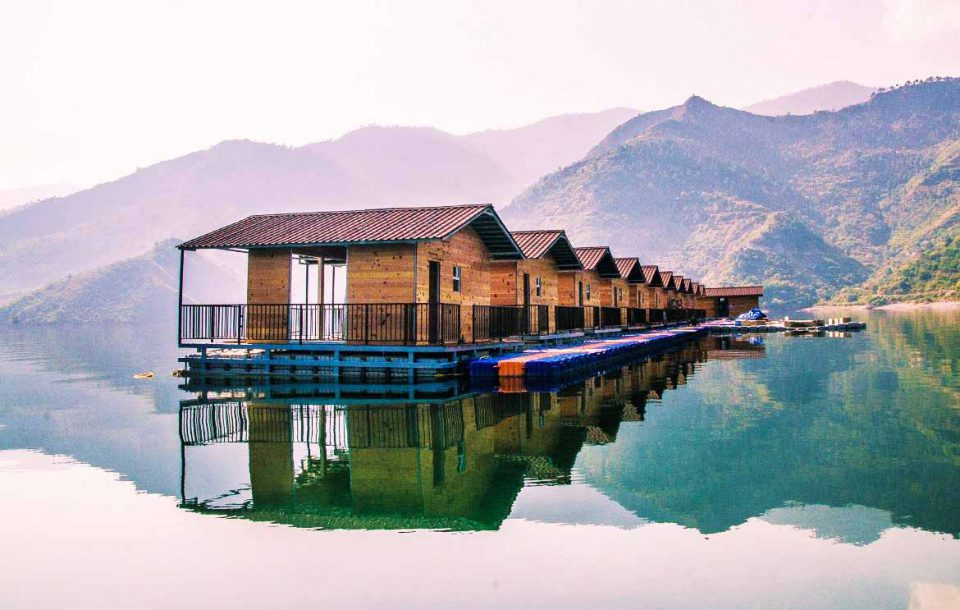 Seaplane services Planned for Tehri Lake