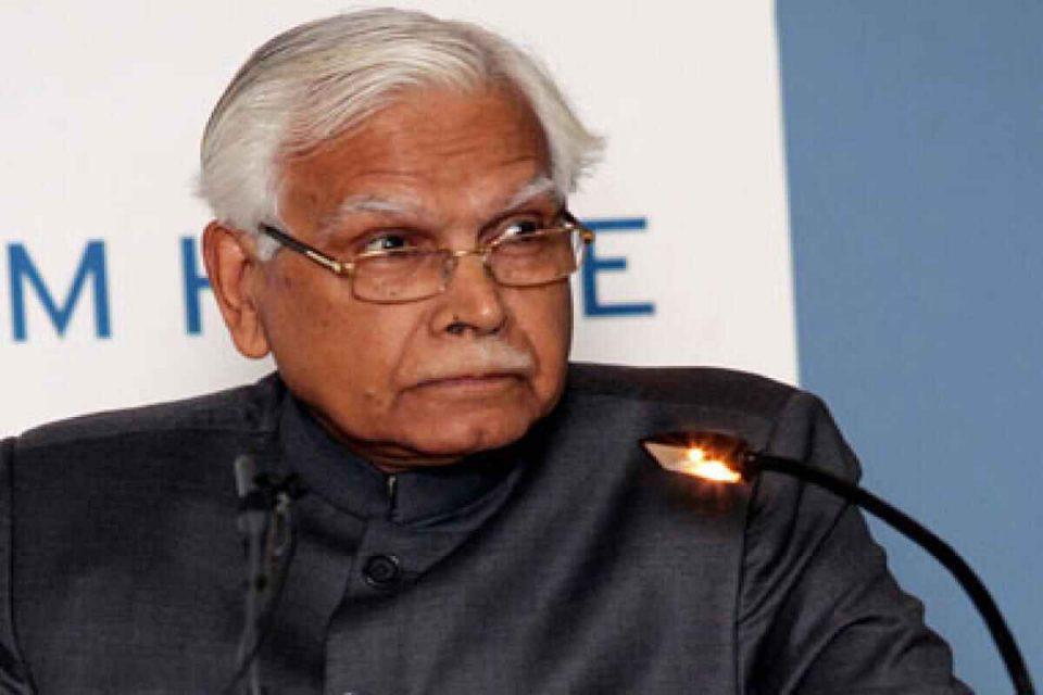 K Natwar Singh, Former External Affairs Minister of India