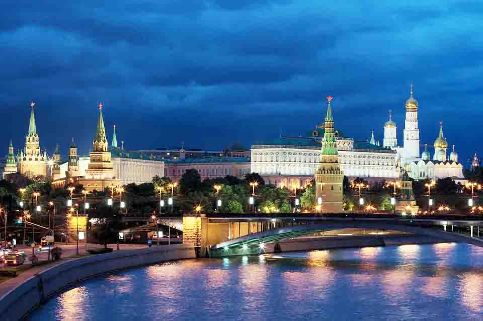 Russia Reiterates its Support to India on J&K