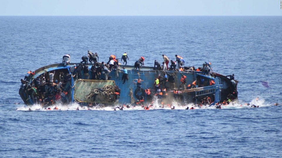 At Least 40 Casualties in Libyan Shipwreck