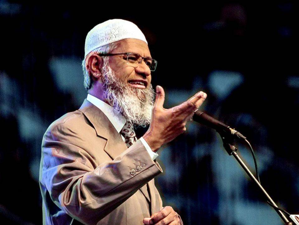 Zakir Naik grilled by Malaysian Police