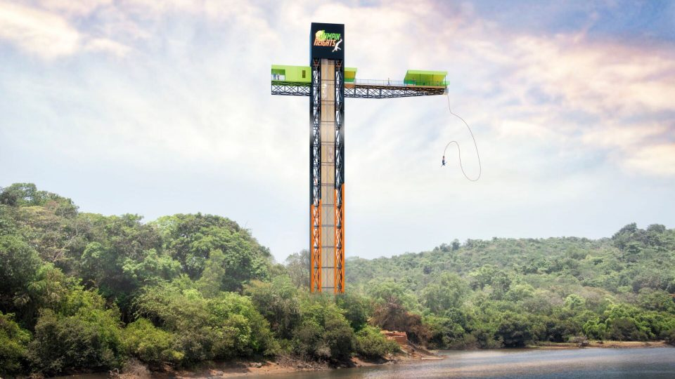 Goa the Second state in India to Offer Bungee Jumping