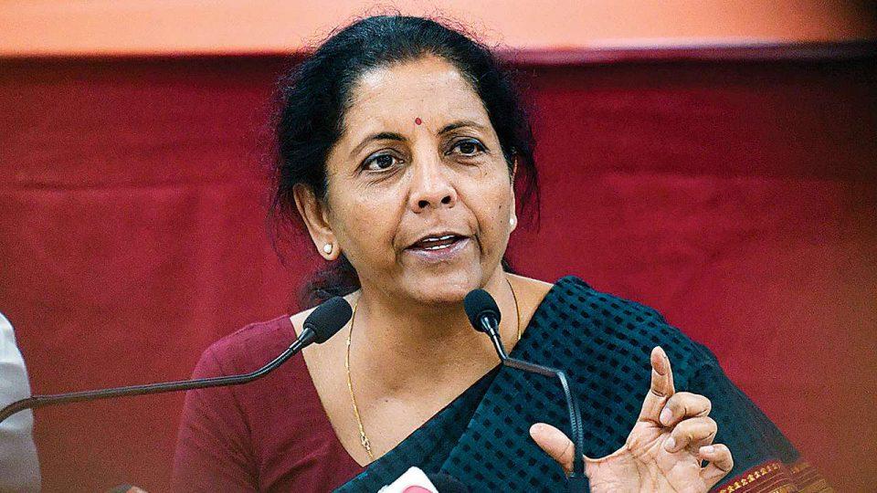 Sitharaman reassures against fear of job losses