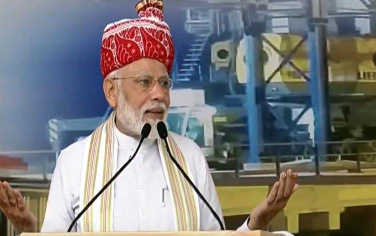 PM launches Kisan Maan Dhan Yojana