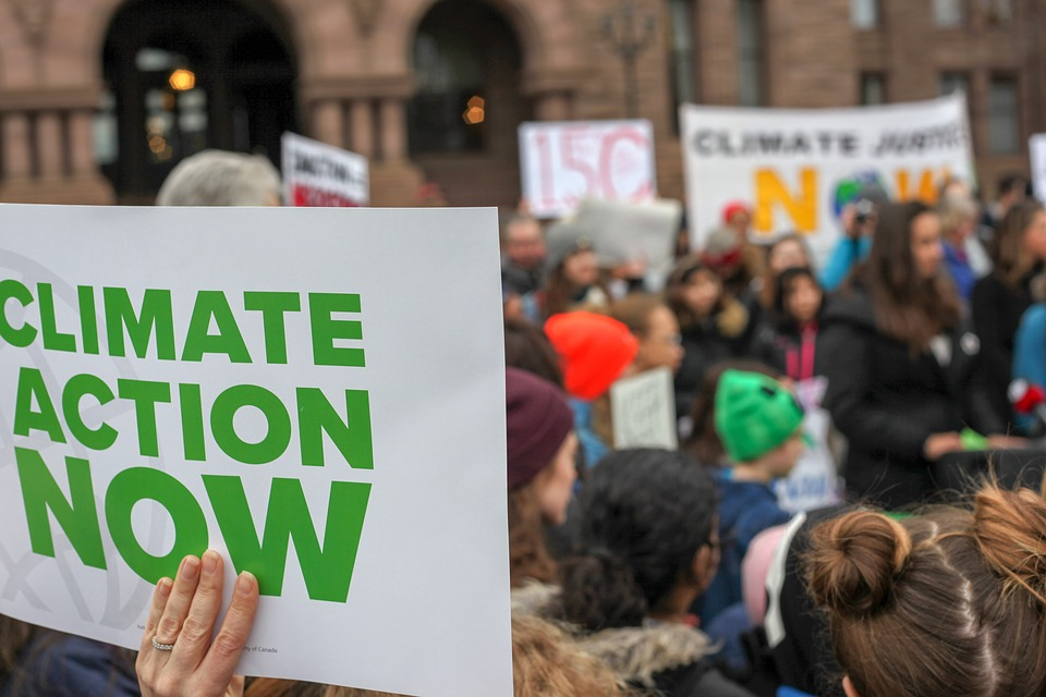 Climate: People Urge World Leaders to Take Action