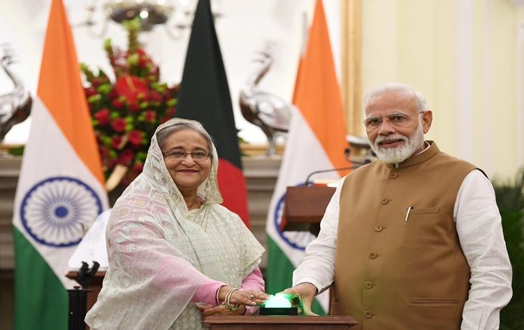 India, Bangladesh sign 7 agreements