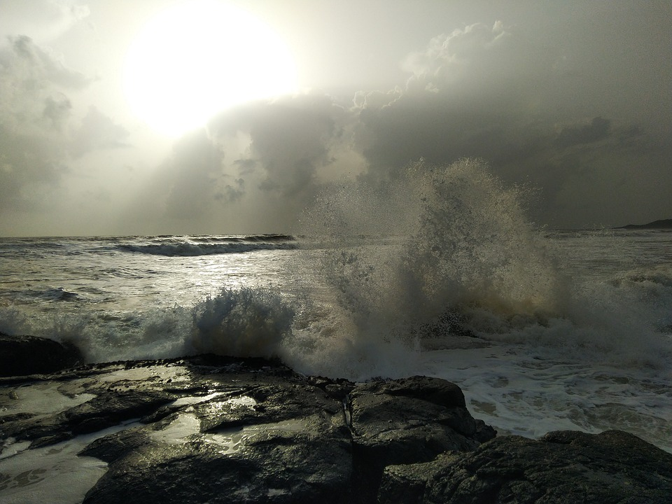 Cyclone Kyarr: Red alert in Coastal districts of Maharashtra