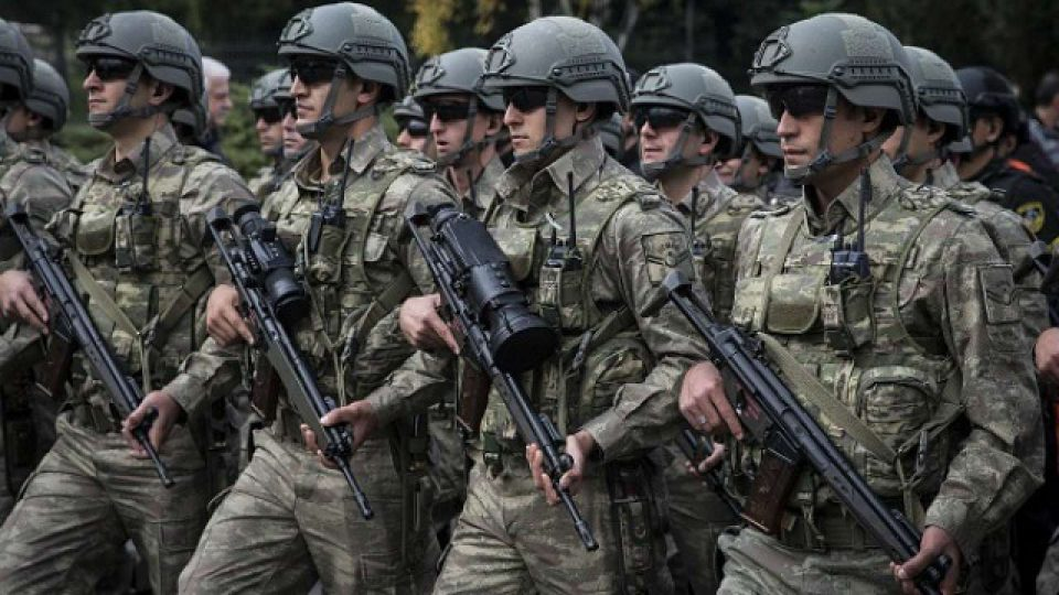 Military exports to Turkey Suspended