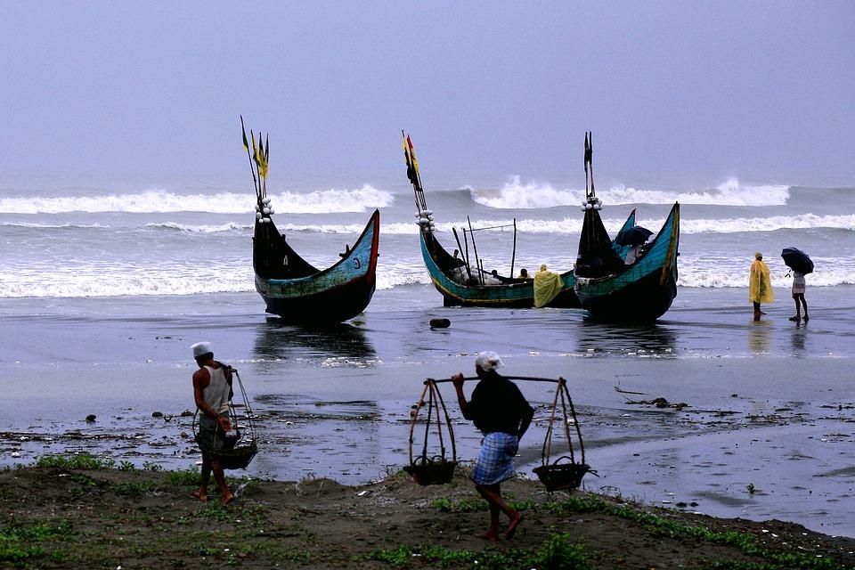 Cyclone Bulbul Heading for Bangladesh