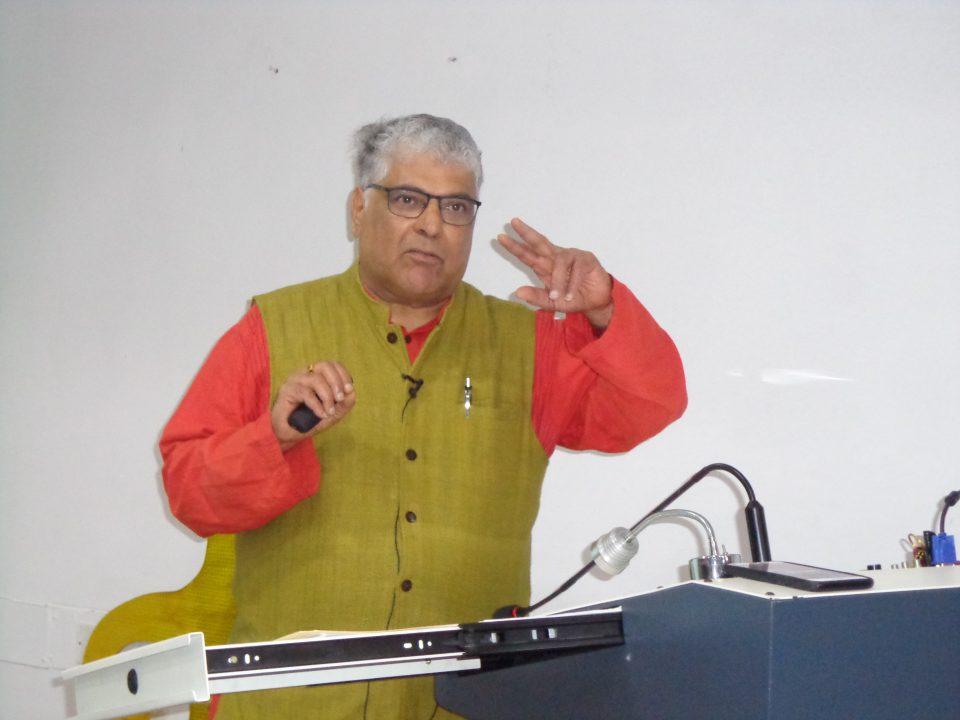 Dr MG Prasad, Proffesor Emiritus, Stephens Institute of Technelogy, Hoboken, New Jersey