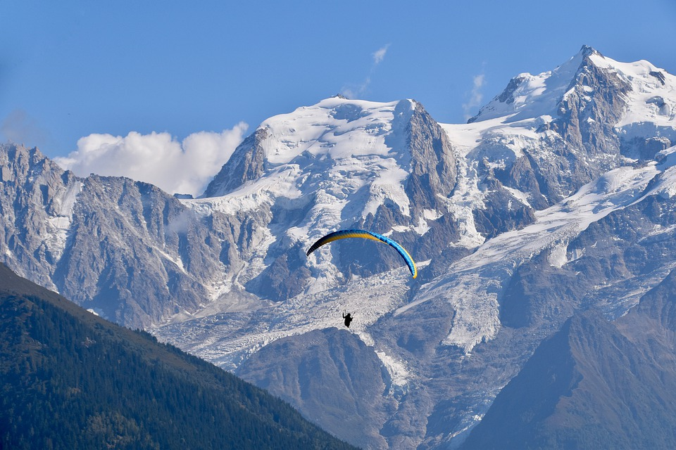 2020 Paragliding World Cup to Be Held in Mizoram