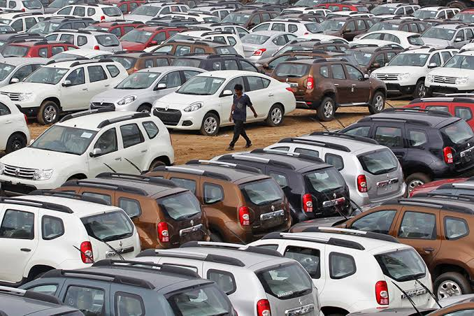 Vehicle Registrations Rise in October