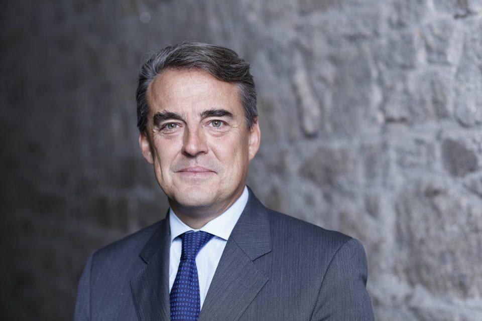 Alexandre de Juniac, DG and CEO of IATA