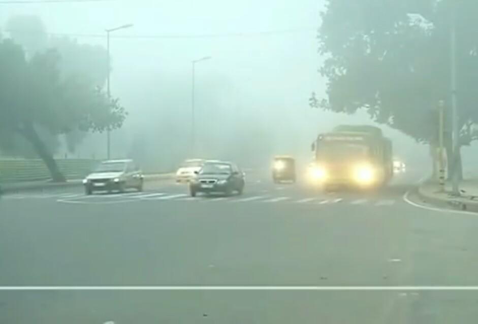 Delhi's Coldest Day in 119 years