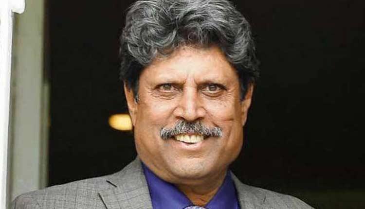 Kapil Dev, Former Indian Cricket Player